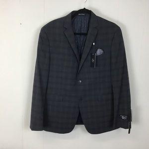 Original Penguin mens blue suit jacket